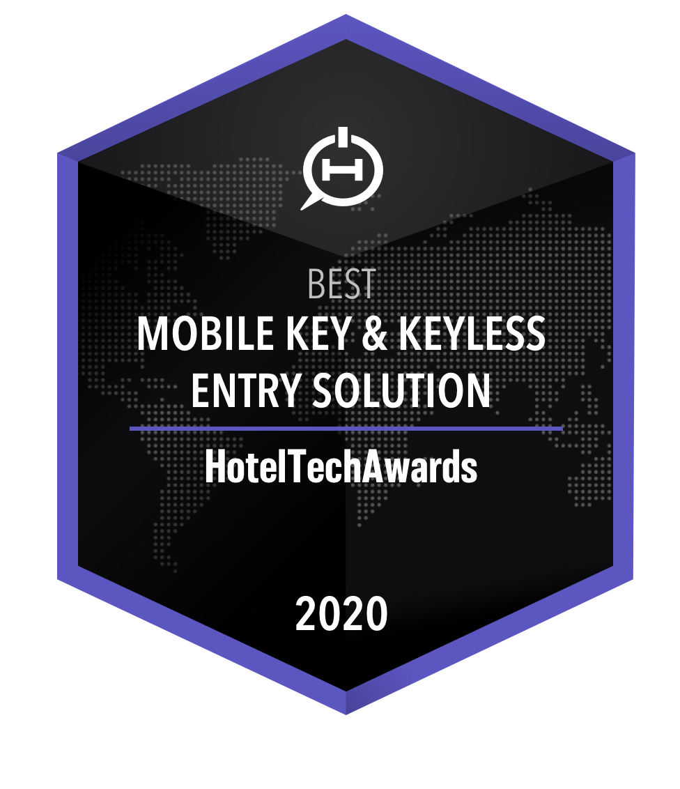 ASSA ABLOY Global Solutions Wins Top Spot at HotelTechAwards 2020 for Best Mobile Key Solution