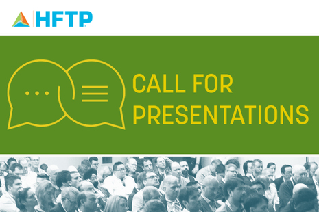 2019 HFTP Annual Convention Call for Presentations; Deadline March 8, 2019