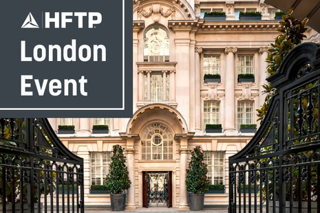 Final Details: HFTP London Educational Event, March 14