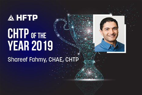 HFTP Announces 2019 CHTP of the Year Recipient