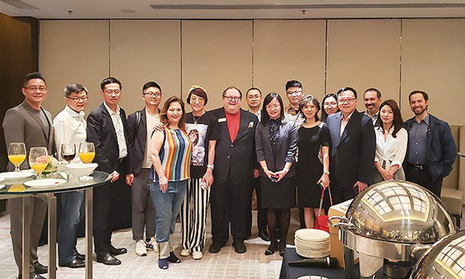 HFTP Charters New Chapter in Shanghai