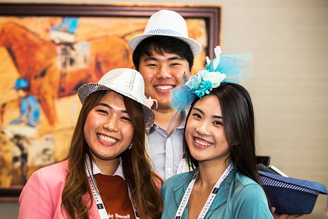 Apply for the HFTP Young Professional Mentorship Program