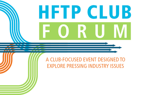 Apply to Attend the HFTP 2019 Club Forum this Fall