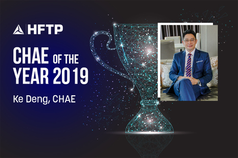 HFTP Announces 2019 CHAE of the Year Award Recipient