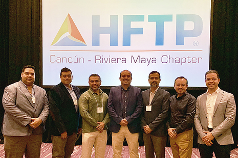 HFTP Cancún-Riviera Maya Chapter Hosts Second Meeting December 6