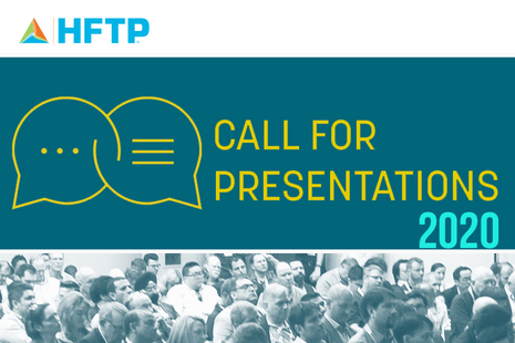Calling Industry Experts: 2020 HFTP Speaking Opportunities