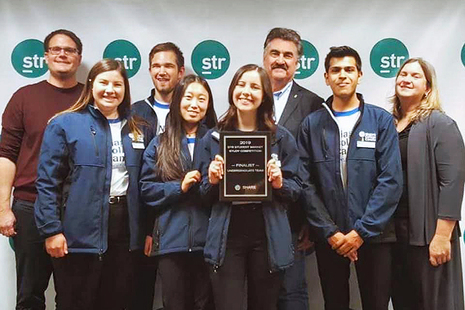 HFTP Niagara College Student Chapter Members Place Fourth in International Competition