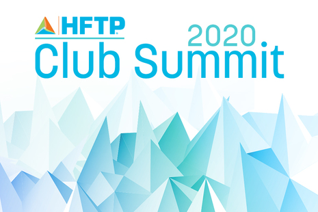 Club Vendors Co-locate Events with HFTP 2020 Club Summit in March