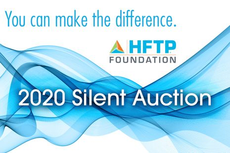HFTP Foundation Requests Silent Auction Item Donations for Good Cause