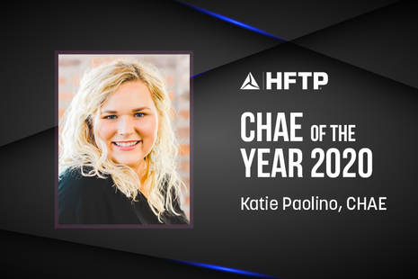 HFTP Announces 2020 CHAE of the Year Award Recipient