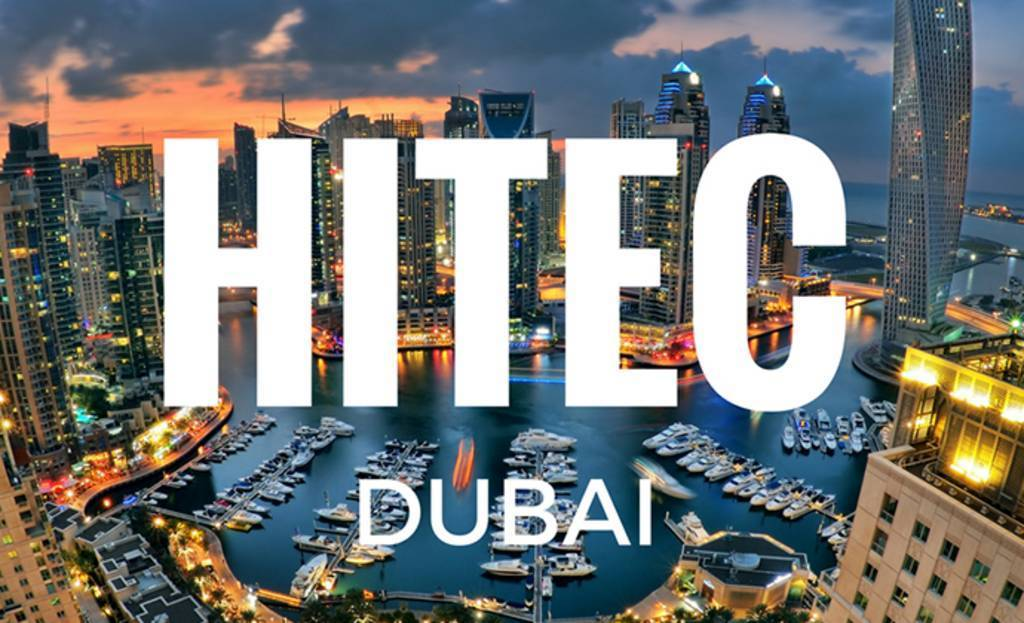 The First Edition of HITEC Dubai will be Hosted by HFTP and Naseba in 2017