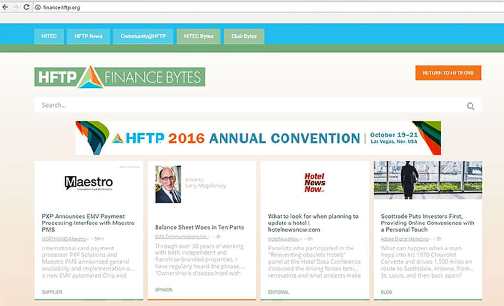 HFTP Expands Informational Website Portfolio with New Finance-Based News Site: Finance Bytes