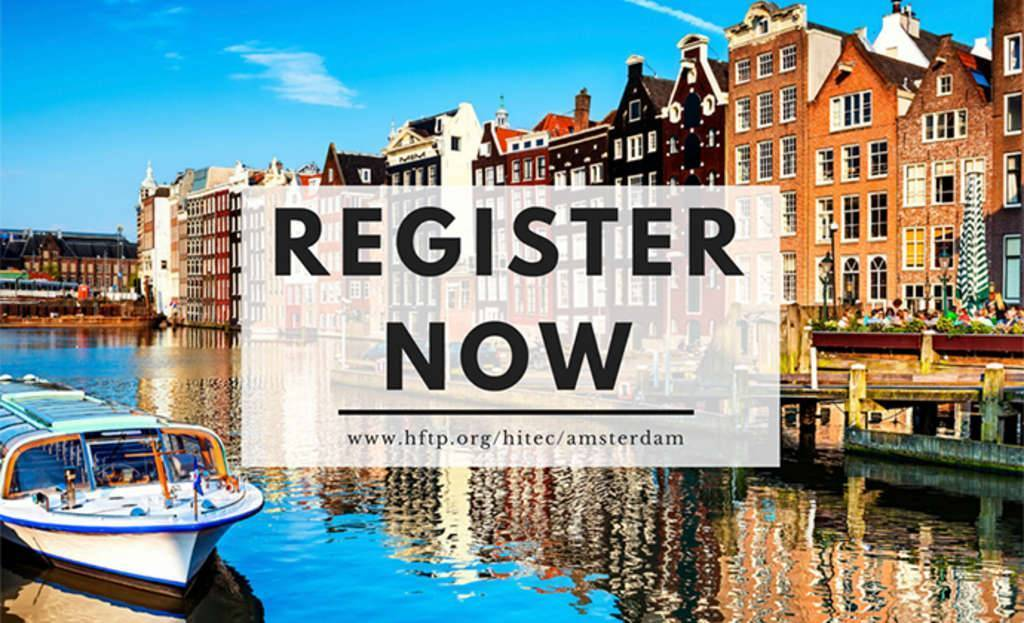 HITEC Amsterdam Online Registration Open Now – Secure Your Spot Today