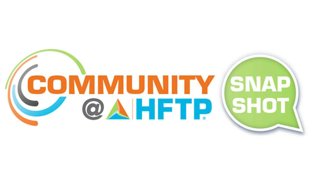 Community@HFTP Snap Shot