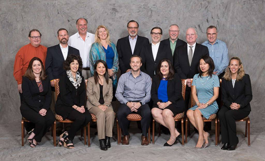 Pictured: HFTP 2016–2017 Global Board of Directors