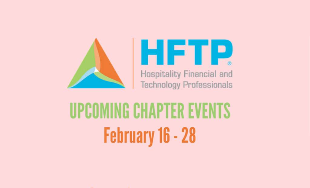 Chapter Events – February 16-28