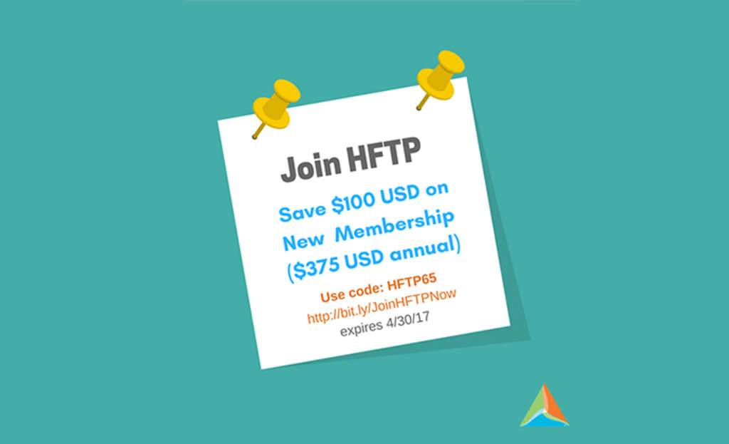 HFTP Global Spring 2017 Recruitment Campaign – Tell a Friend