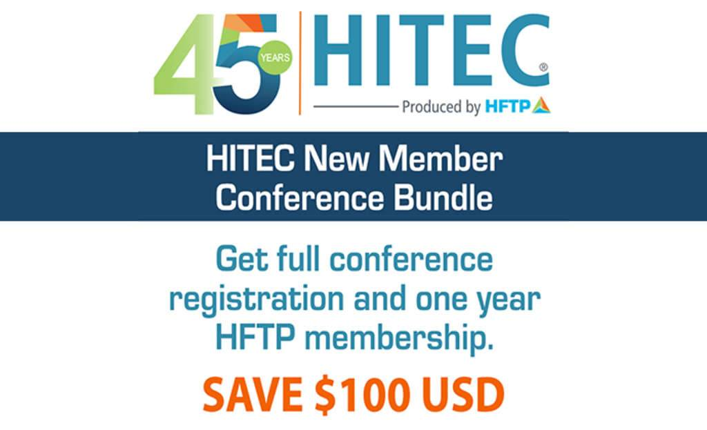 Join the HFTP Community and Save