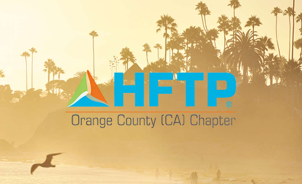 HFTP Welcomes New Orange County Chapter