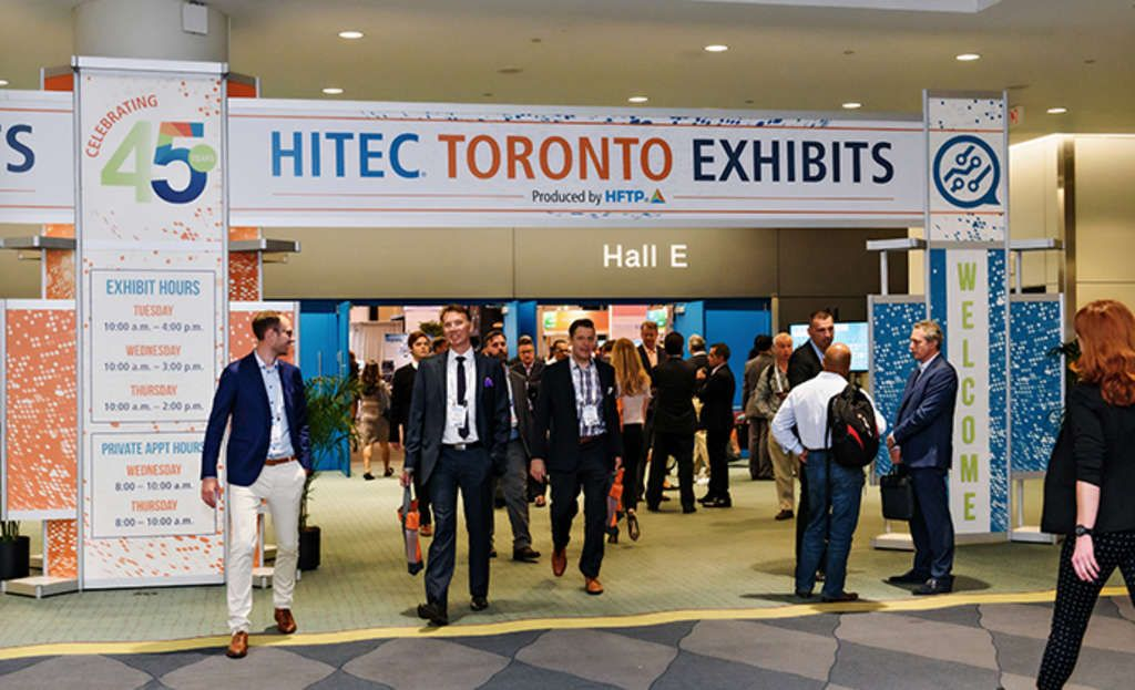 HITEC's Canadian Debut Draws Largest Conference Attendance in 45 Year History