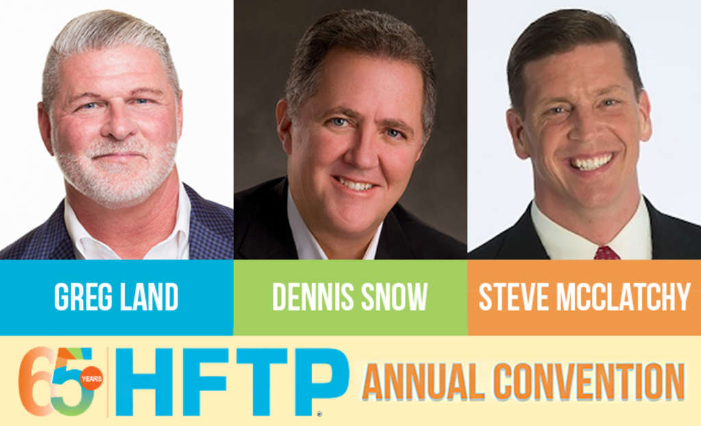 HFTP Announces Keynotes for its 2017 Annual Convention