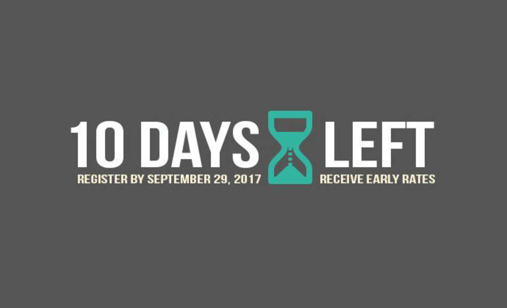 10 Days Left: HFTP Annual Convention Early Registration Closing Soon