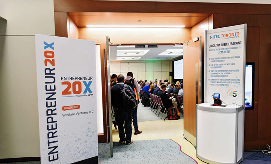HFTP Now Accepting Applications for Entrepreneur 20X at HITEC Houston 2018