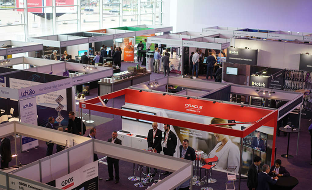 One Exhibit Stand Left for HITEC Amsterdam