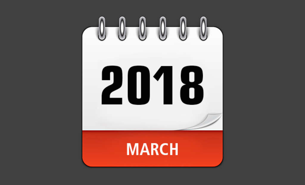 HFTP Chapter Events: March 1-15, 2018