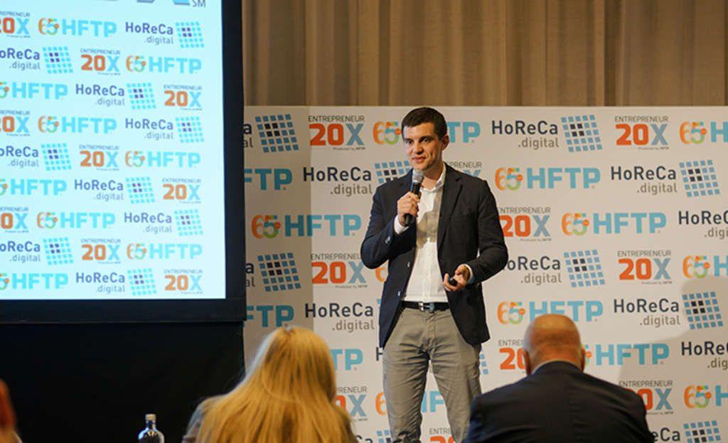 HITEC Amsterdam 2018 Entrepreneur 20X Participants and Judge's Panel