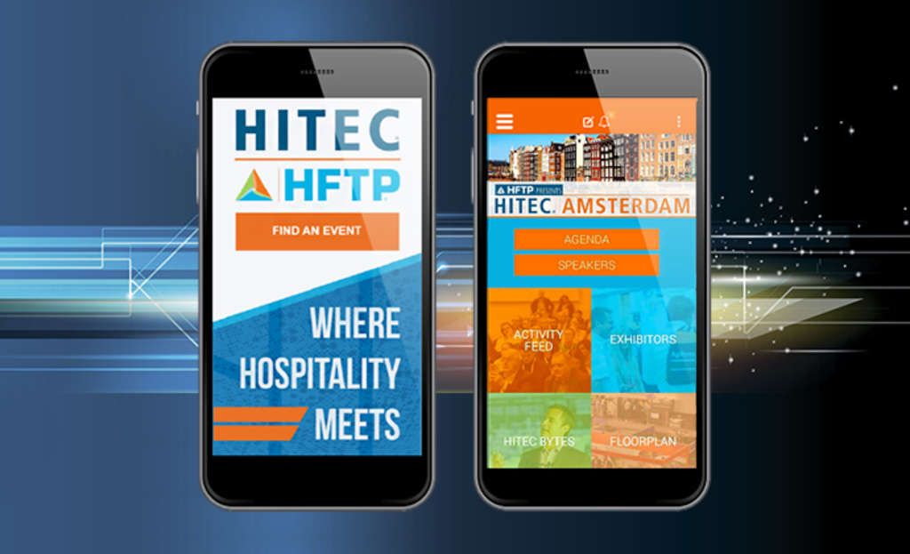 HFTP Launches New Multi-Event Mobile App for Upcoming 2018 Conferences, Including the Upcoming HITEC Amsterdam