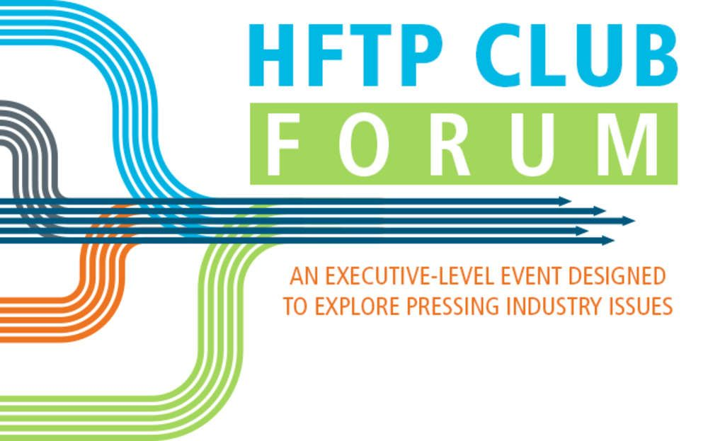 Apply Today to Attend the HFTP Club Forum