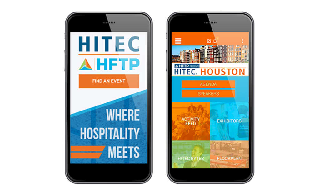Download the HFTP Events 2018 Mobile App for Upcoming Conferences, Including HITEC Houston