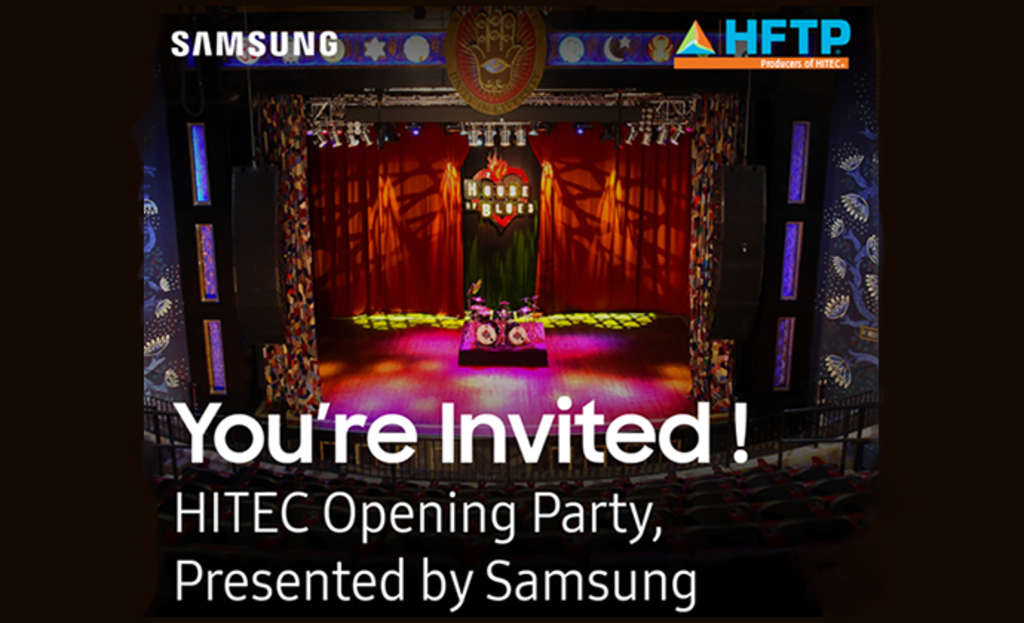 Multi-platinum Artist FLO RIDA will Perform at the HITEC Houston Opening Party, Presented by Samsung
