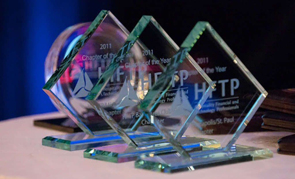 2018 HFTP Chapter of the Year Award Winners