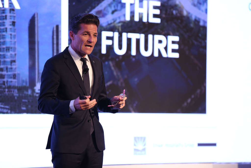 Emaar Hospitality Group Presents Industry-First Projects Including 'Expo 2020 Hotel of the Future' at HITEC® Dubai 2018