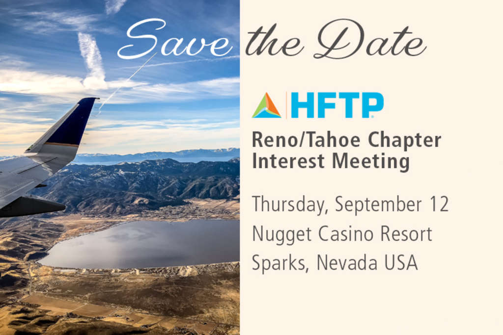 Help Start a New HFTP Local Chapter