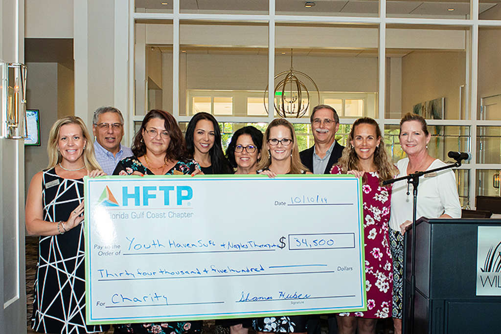 Chapter Raises $34,500 for Area Charities