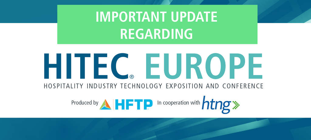HITEC Europe 2020 Postponed Until Further Notice